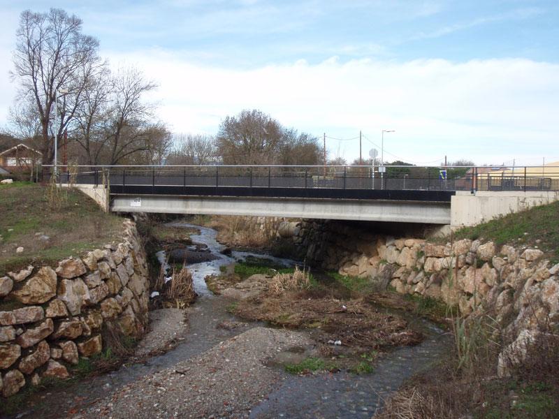 Construcció de 3 ponts sobre el Riu Celrè