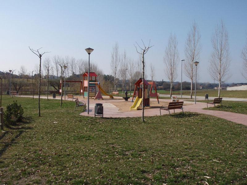Urbanització de la Torre de Llambilles a Llambilles