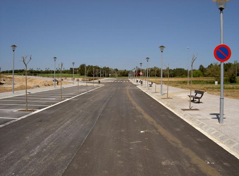 Urbanització Residencial-Industrial Mas Bellsolà a Aiguaviva