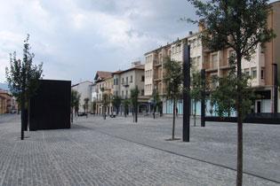 Urbanització del Passeig Bisbe Ramon Guillamet